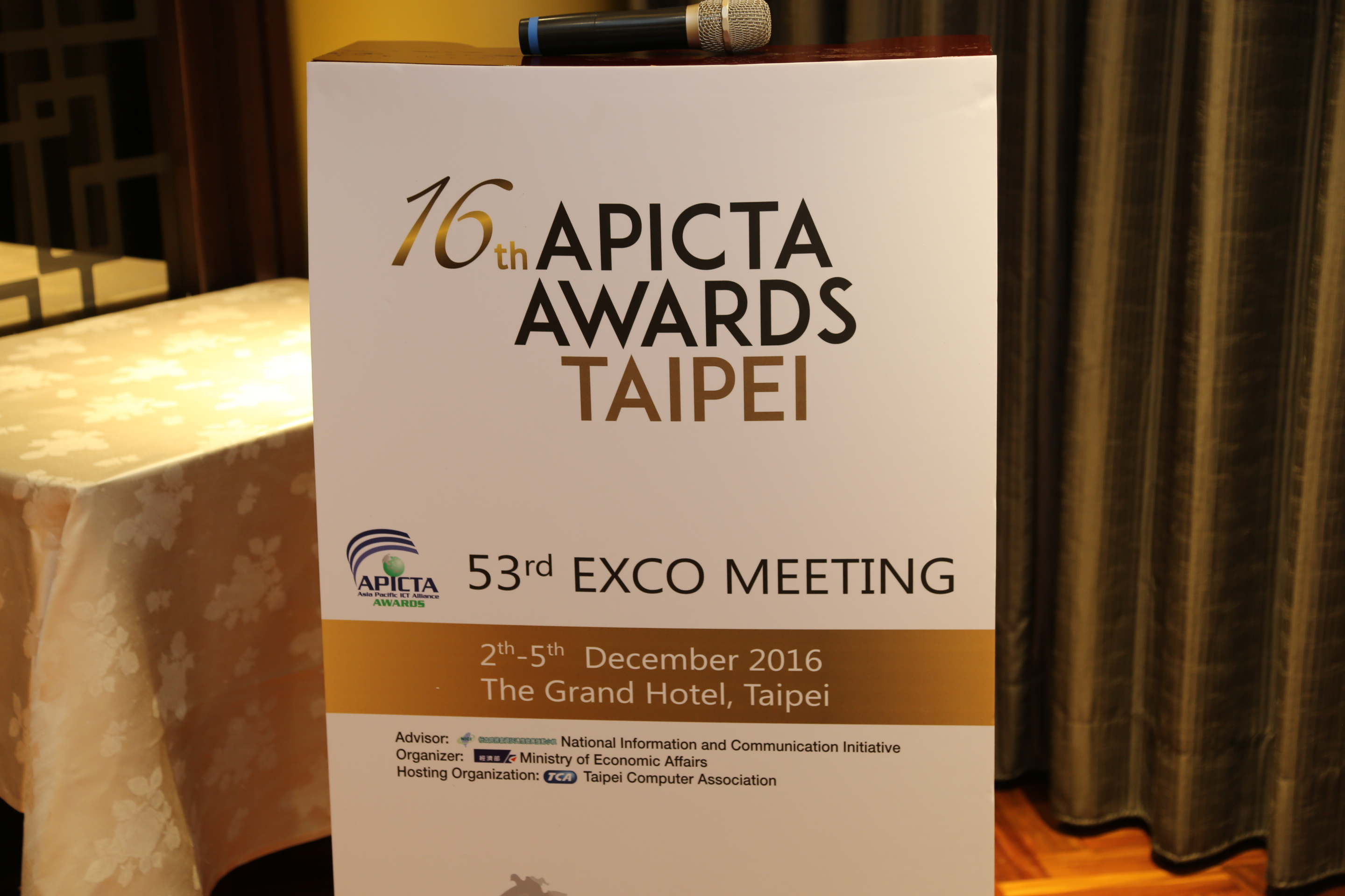 APICTA Awards@ Taipei